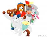 絵本キャラクターがコンセプト・20~30歳の大人アイドル募集