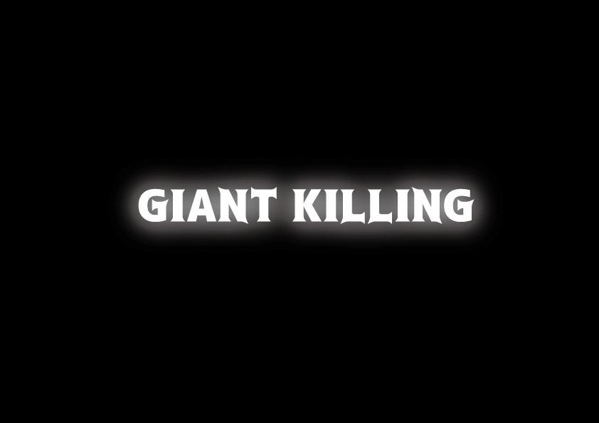 GIANT-KILLING