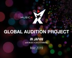 GLOBAL AUDITION IN MUSIC K, JAPAN
